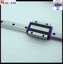 direct manufacturer low price high ridigity linear rolling guide rail SER-GD45WA