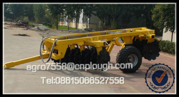 Trailed V Type Heavy Disc Harrow and Disk Harrow