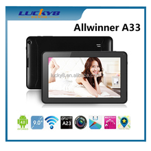 Lovely Tablet PC Quad Core Andriod 4.4 USB TV Tuner For Android Tablet PC