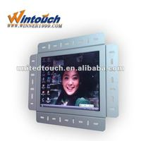 2013 hot selling lcd IR screen touch monitor open frame