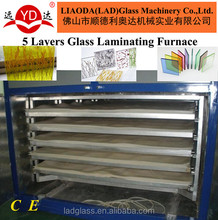 Hot Sale Laminated Glass Machine for EVA glass laminating