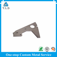 OEM Factory Customize Metal Electronic Connector Bracket As Your Drawing Or Idea