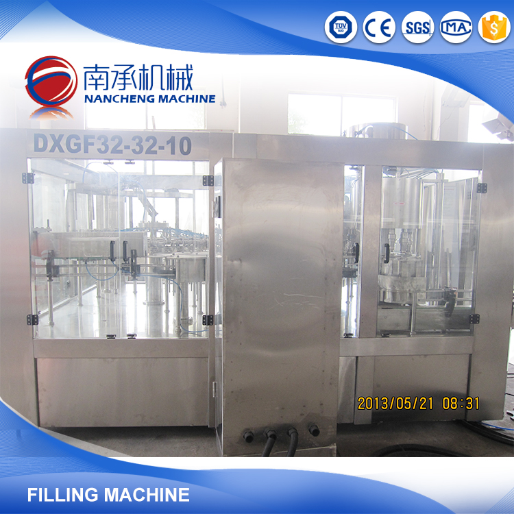 Factory Direct Sale Juice Bottle Filling Machine Powder