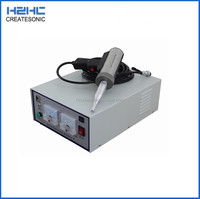 whole sale 2.6kw plastic welding machine Plastic cover welding