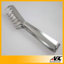 Food Grade Stainless Steel Spaghetti Tong
