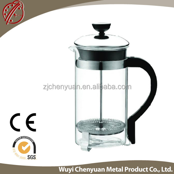 FY8----Domestic home use professional 350ml french press coffee maker