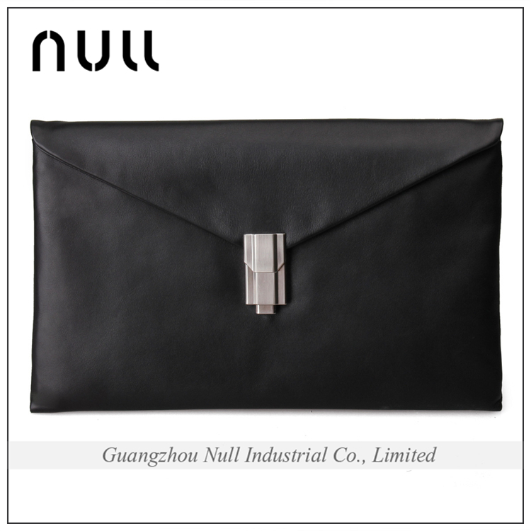 Simple Style High Quality Leather Men'S Clutch Bag Frames