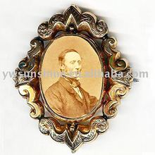 Abraham Lincoln president photo jewelry badge