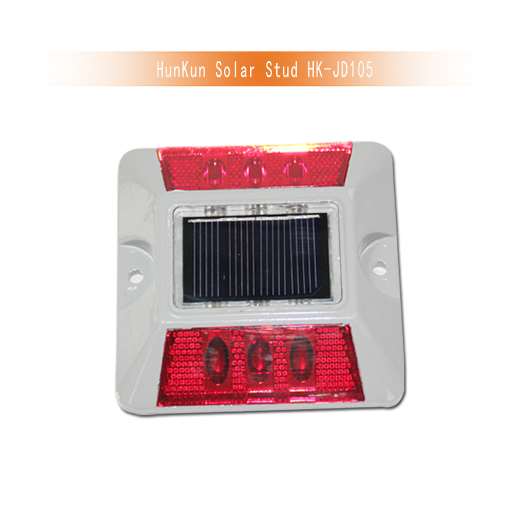 2017 super brightness solar cat eye road stud with size 105 mm