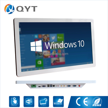 Hig quality 4*USB 4gb industrial panel pc support Win7/8/10