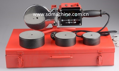 PPR Plastic Pipe Welding Machine