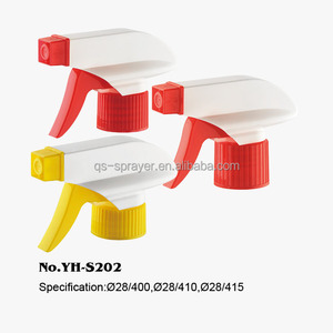 28/410 Plastic Foam Trigger Sprayer For Household Cleaning Triger Sprayer With Bottles