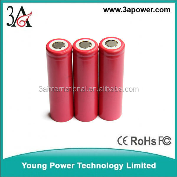Rechargeable Batteries Original SANYO SANYO UR18650A 2200mAh lithium battery