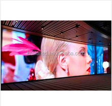 indoor led full color video screen P6 RGB Time, date, Text, image, videos LED sign display panel screen