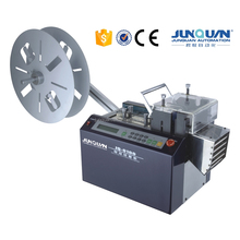 Hot Sale China Best CE Approved Automatic pvc pipe cutting machine Heat shrink tube cutter Wire cutting machine JQ-6100