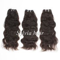 Wholesale No tangled brazilian virgin hair natural straight human hair queen weave beauty