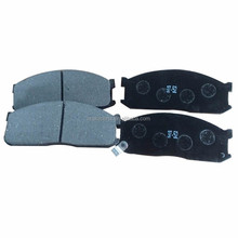 D3025 Advanced High Quality Auto Brake Pads for Car Brake System