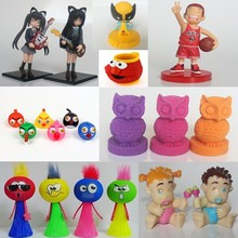 Oem various mini plastic christmas figurine