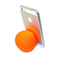 Water-Proof Bluetooth Speaker, with suction cup, muisc for shower
