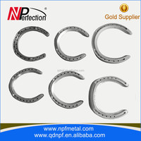 China manufacturer of aluminum/copper/steel forged horseshoe products