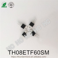 TH08ETF60SM fast recovery diode 200V TO-220M