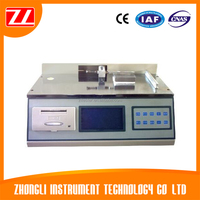 Plastic Films Coefficient Of Friction Tester