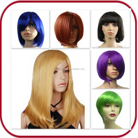 fashionable multi-corlor halloween wig Synthetic Wigs PGW-1873