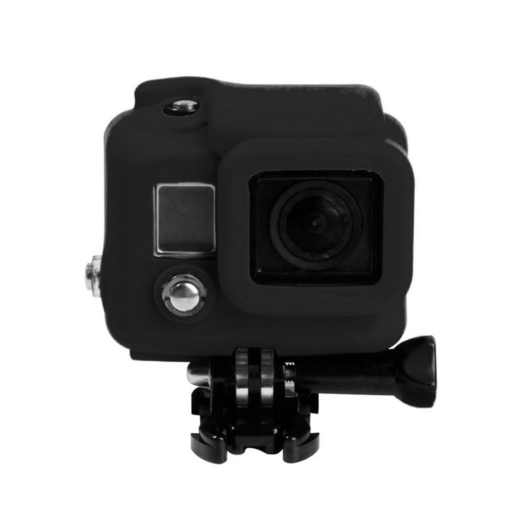 Protective Silicone Case for Gopro Hero 3, black, blue, green, red, white