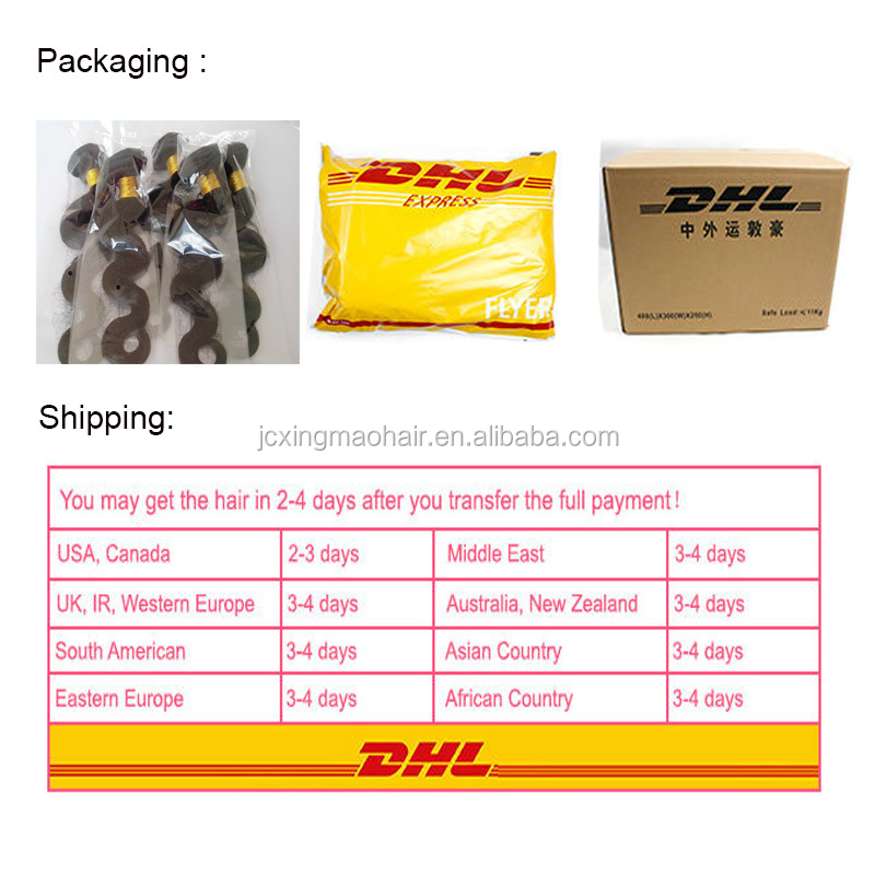 package and shiping