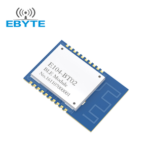 Ebyte 2.4GHz DA14580 Ibeacon beacon 0dBm low power E104-BT02 Bluetooth RF Module