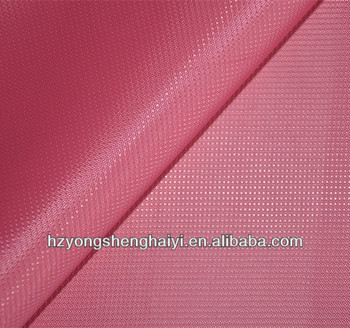Specialize fabric manufacture 100% Polyester FDY Chain style w/p w/r fabric