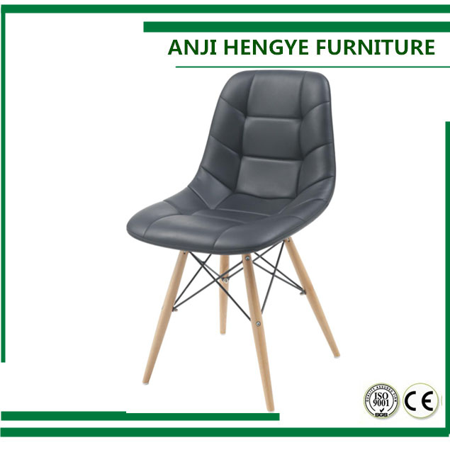hot selling classic design high quality leather dining chair