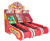 Coin-Operated Prize Redemption Arcade Game Machine Bowling(3 units)