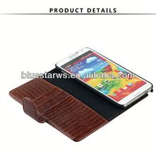 Pu leather New Flip Case Cover cell phone cover for samsung galaxy note3 repair parts for samsung galaxy note 3