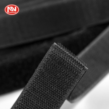 Factory Custom Nylon Mix Polyester Multicolor Book Strap Hook Loop Fastener Tape