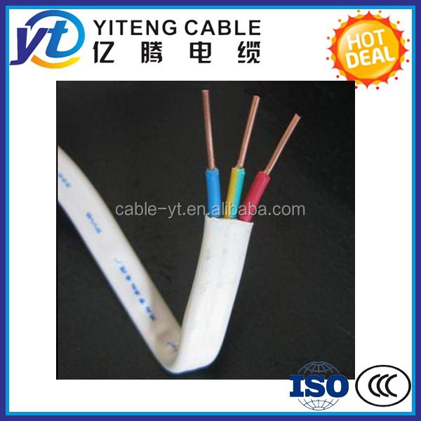 PVC Insulation Stranded Conductor Type flexible connecting wire