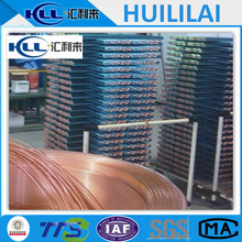 wholesale price copper pipe / tube for heat exchangers