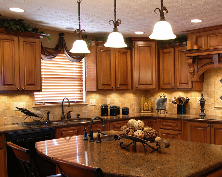 Cherry wood american kitchen cabinet imported direct from for China kitchen cabinets direct