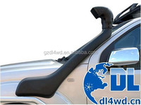 Guangzhou factory car snorkel 4x4 snorkel kit for nissan navara d40 parts