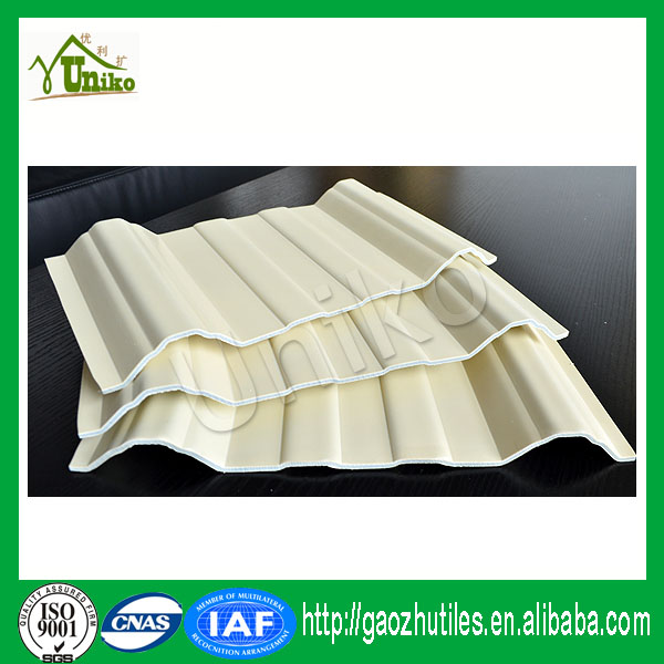 fadeless china supplier concrete flat roof tile