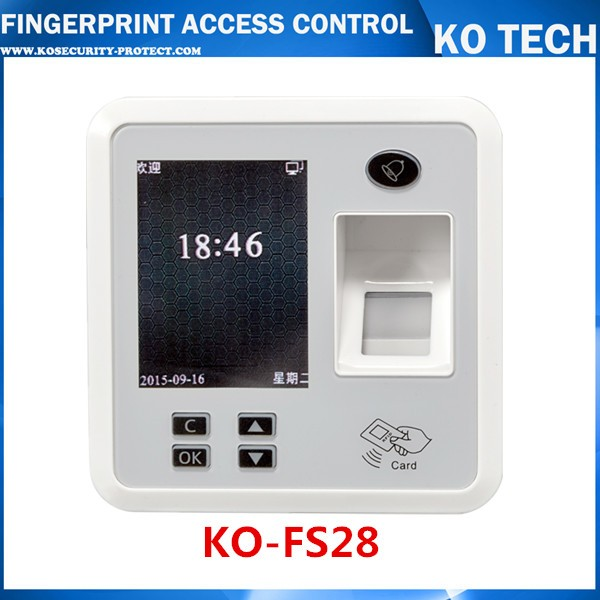 KO-FS28 Fast Delivery Biometric Scanner Door Access Control