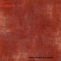 60x60 Hot Ceramic Porcelian Red Brick Floor Tile