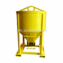 Concrete Bucket used for tower crane and forklift