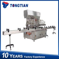 automatic machine filling olive oil factory price