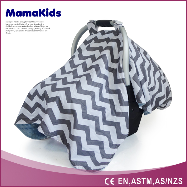 China factory Multi-use Nursing Cover, Baby Car Seat Canopy, Baby Car Seat Cover