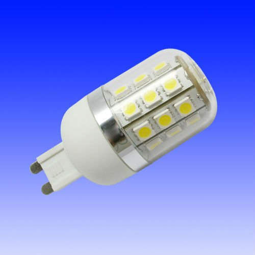 360 Beam Angle 7W G9 Led Light