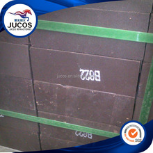 Directed bonded magnesia chrome brick for cement rotary kiln