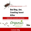 Effective Diatomaceous Earth Bio Insecticide For Home And Garden Care