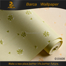 best selling green wallpaper for baby room