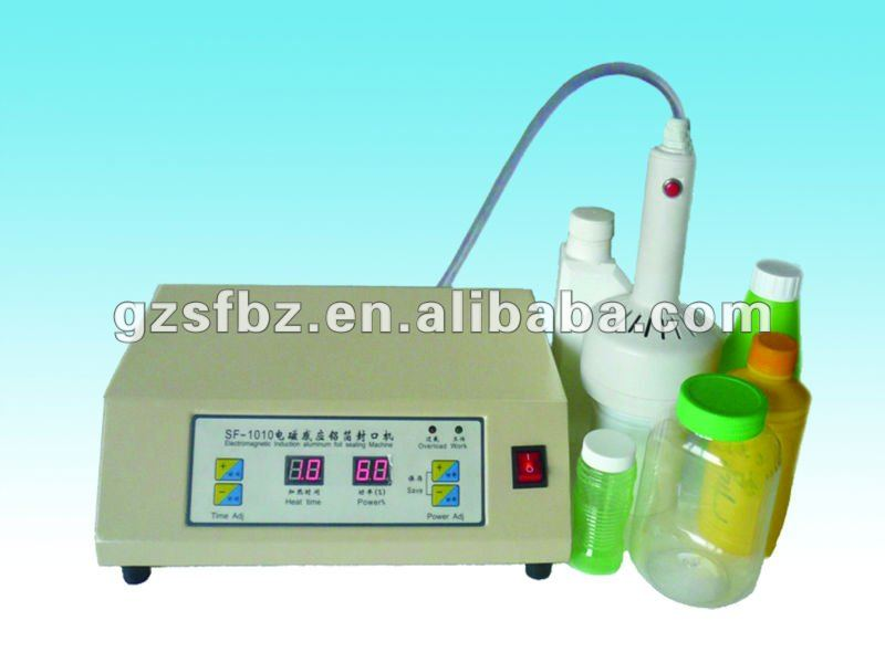 2012 Hot Sale Sealing machines under $2,000 USD for cosmetic tubes, SF-1010, Manufacturer(V)